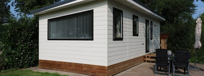 4-persoons Chalet Comfort Plus