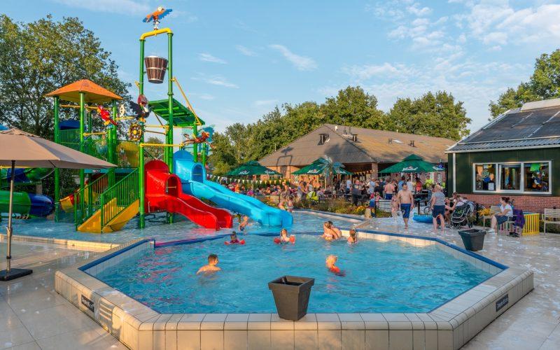 Camping De Pallegarste Zwembad 16