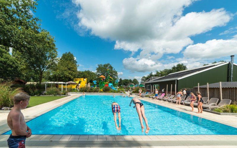 Camping De Pallegarste Zwembad 4